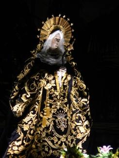 Ntra Señora de Soledad. Sto Domingo